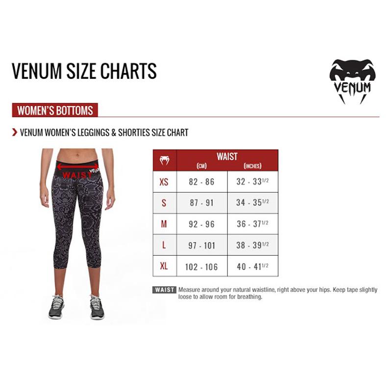 afd8b8d2fbfda Venum Power Leggings ( Crops ) –